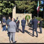 """A Nuoro le celebrazioni per il 25 aprile. Il sindaco Soddu: """"La libertà il dono più prezioso"""""""