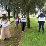 A Nuoro la protesta contro la chiusura dell'Hospice, flashmob davanti all'ospedale