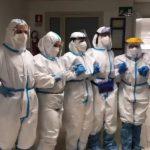 All'ospedale di Nuoro il ballo sardo degli infermieri per dare un messaggio di speranza