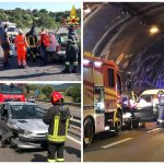 Raffica di incidenti sulle strade del nuorese, disagi e feriti