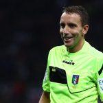 Pronta la cittadinanza onoraria di Dualchi per l'arbitro di Serie A Mazzoleni