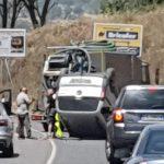 Auto ribaltata all'ingresso di Nuoro, disagi per il traffico ed un ferito