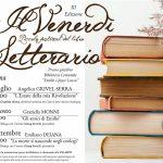 Torna il Venerdì letterario di Tortolì con Grivel, Deiana e Monni