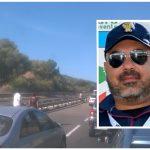 Investito sulla 131 Dcn mentre cambia la ruota di un'auto, muore a 36 anni il poliziotto Marino Terrezza