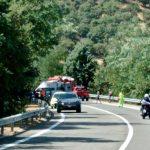 Scontro sulla statale per Lanusei, un morto e 4 feriti gravi. Traffico bloccato