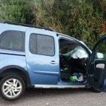 Scontro frontale sulla provinciale di Dorgali, feriti 2 ragazzi