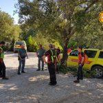 Ingegnere disperso a Baunei, un'altra giornata di ricerche senza esito