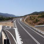Aperto il nuovo tratto dell'Orientale sarda tra Tertenia e Osini
