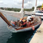 Una barca rischia di affondare a largo di Capo Coda Cavallo, scatta l'allarme