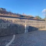 Scritte ingiuriose sui muri contro il sindaco di Ulassai