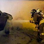 Tre auto date alle fiamme in rapida successione a Tortolì
