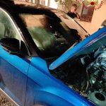 Ancora un attentato incendiario ad Arbatax, auto distrutta dalle fiamme
