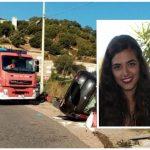 L'ultimo saluto a Giorgia morta a 27 anni sulla strada di Lanusei