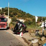 Tragedia sulla circonvallazione di Lanusei, si schianta sui cartelli e muore a 27 anni. Ferite le altre due amiche