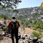 Ritrovato l'escursionista disperso nel Supramonte di Baunei
